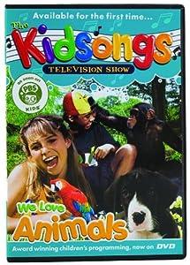 Amazon.com: The Kidsongs Television Show: We Love Animals: Tiffany