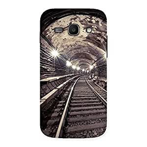 Enticing Track in Tunnel Back Case Cover for Galaxy Ace 3