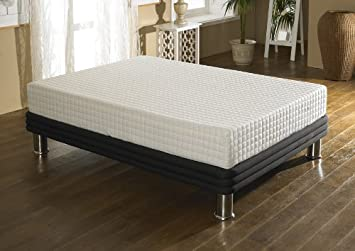 Happy Beds StressFree 9inch Pocket Spring Memory Foam Orthopaedic Mattress - Double