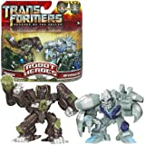 Transformers Movie 2 Robot Heroes Ironhide and Mixmaster