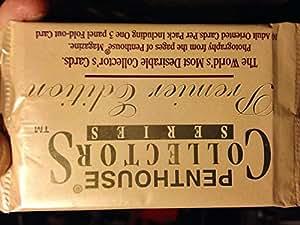 Penthouse Collectors Premier Edition Cards