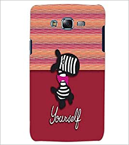 PrintDhaba Cartoon D-3331 Back Case Cover for SAMSUNG GALAXY ON 7 (Multi-Coloured)