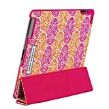 Jonathan Adler iPad Case with Smart Cover - Circle Ornaments