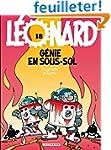 L�onard - tome 18 - G�nie en sous-sol