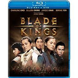 Blade of Kings Bluray/DVD Combo