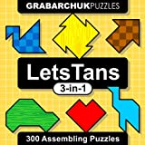 LetsTans 3-in-1 ~ Grabarchuk Puzzles