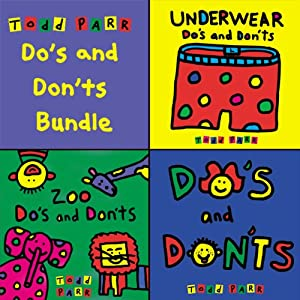 Todd Parr's Do's and Don'ts Bundle | [Todd Parr]