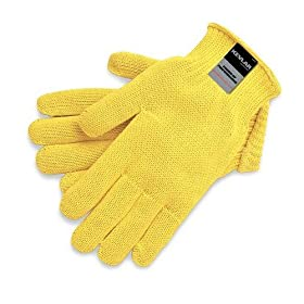 MCR 9370 Large 100% Dupont Kevlar Cut Resistant Gloves 1 Pair