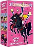 Horseland : Bienvenue au ranch, 4 volumes