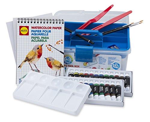 ALEX Toys Artist Studio Painter's Tool Box JungleDealsBlog.com