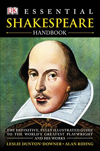 Essential Shakespeare Handbook, by DK