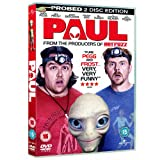 Paul: Extended Probed Edition & DVD Exclusive Bonus Features + The Making + Theatrical Feature Commentary (2 Disc Set) [DVD]