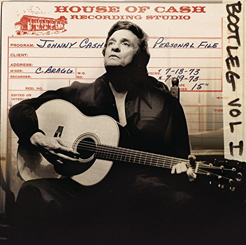 Johnny Cash Bootleg, Volume 1: Personal File [2 CD]