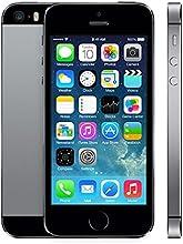 Apple Iphone 5S Smartphone débloqué 4G (Ecran: 4 pouces - 16 Go - Débloqué - iOS) Gris (Reconditionné Certifié Grade A+)
