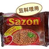 味の素 総合調味料 サゾン/フェジョン、フェジョアーダ用/60g(12x5g)/SAZON/feijao