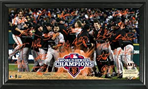 MLB San Francisco Giants 2012 World Series Champions Celebration Signature Field by The Highland Mint