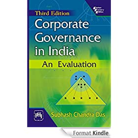 Corporate Governance in India: An Evaluation, 3rd Ed. (English Edition)