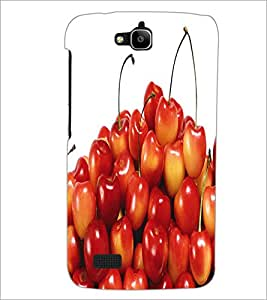 PRINTSWAG APPLES Designer Back Cover Case for HUAWEI HONOR HOLLY
