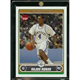 2006 07 Topps Rajon Rondo Boston Celtics Basketball Rookie Card #251 - Mint Condition... by Topps