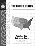 United States Review, Teacher Key, Quizzes & Tests