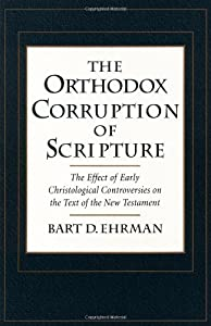 "Cover of ""The Orthodox Corruption of Scri..."