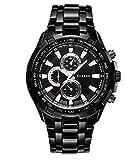 Curren Analog Black Dial Men's Watch- M109