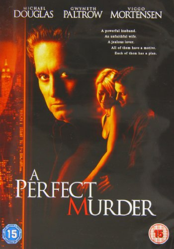 A Perfect Murder [DVD] [Import]