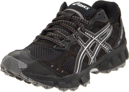 catch recognized brands best service ASICS Women s Gel Trail Lahar 3 G Running Shoe Black Onyx Silver 7 ...