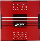 WARWICK ワーウィック エレクトリック・ベース 弦 46230 RED Nickel 4-Strings Set Light 035/095