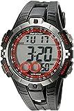 Timex - T5K423 4E - Marathon - Montre de Sport homme -  Quartz Digital - Boîtier et bracelet en résine