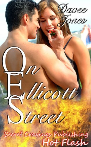 Book: On Ellicott Street by Davee Jones