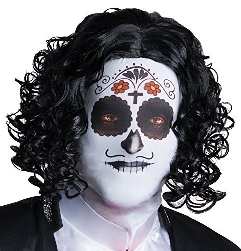 Rubie's Costume Co Men's Day Of The Dead Male Mask