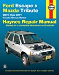 Ford Escape & Mazda Tribute: 2001 thr...