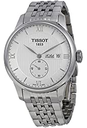 Tissot Le Locle White Dial Stainless Steel Automatic Men's Watch T0064281103801