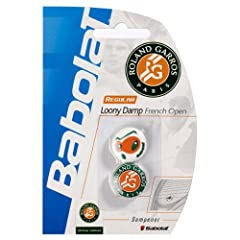 Buy BABOLAT Loony Damp French Open Dampner 2-Pack by Babolat