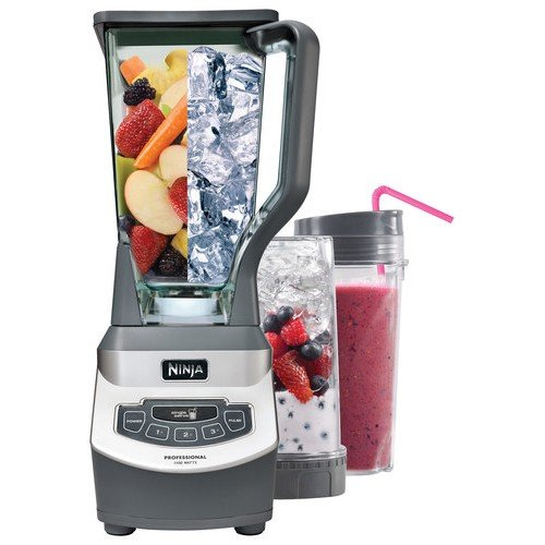 Vegan kitchen tools: Ninja Professional Blender BL660