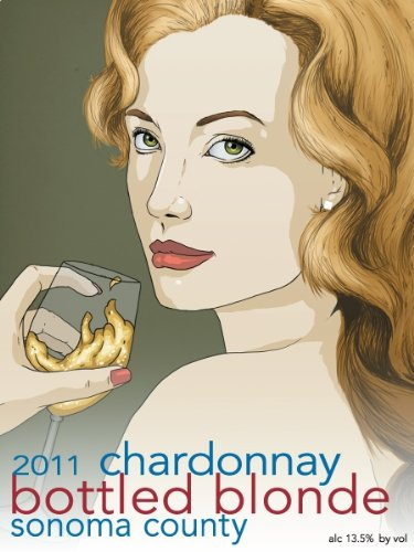 2011 Veritas Ridge Bottled Blonde Chardonnay 750 Ml