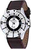 IIK COLLECTION Round shaped Analog Watch - For Men-IIK-512M