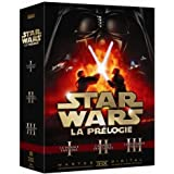 Star Wars, la trilogie - Episodes 1 à 3 - Coffret 6 DVD