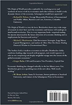 Amazon.com: Origin of Wealth: Evolution, Complexity, and the Radical Remaking of Economics (9781578517770): Eric D. Beinhocker: Books