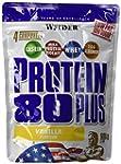 Weider Protein 80 Plus, Vanille, 500 g