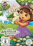 DVD Cover 'Dora - Doras Abenteuer im Zauberwald