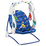 "Fisher-Price H7180 Baby Gear - Meeresfreunde Babyschaukel f�r unterwegsvon ""Fisher-Price"""