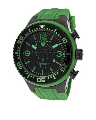 Swiss Legend Orologio Neptune Verde