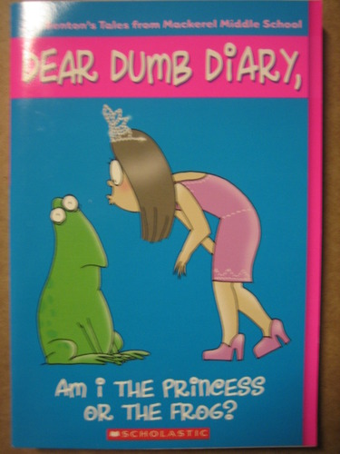 dear dumb diary am i the princess and the frog book report Get this from a library dear dumb diary am i the princess or the frog : by jamie kelly [jim benton] -- jamie is crushing on hudson someone too-gross-to-be.