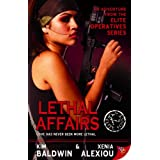 Lethal Affairs (Elite Operatives, Book 1)