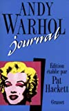 Journal (2246428718) by Warhol, Andy