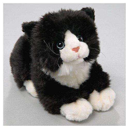 peluche-gato-blanco-y-negro-con-sonido-felpa-20cm