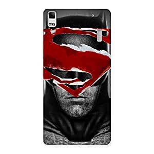 The Deal Multicolor Back Case Cover for Lenovo K3 Note