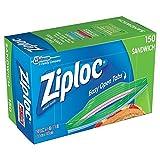 Ziploc Sandwhich Bags 150 Ct ...